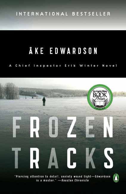 Frozen Tracks By Edwardson, Ake/ Thompson, Laurie (TRN)