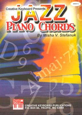 Jazz Piano Chords By Stefanuk, Misha